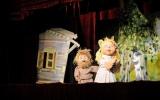Как Настенька чуть Кикиморой не стала. Кукольный театр
